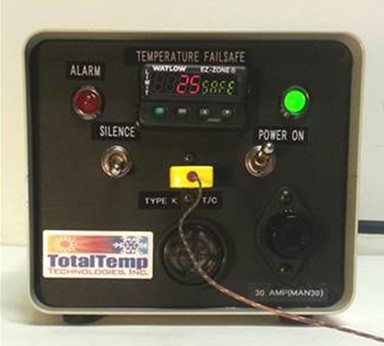 hot plate temperature range