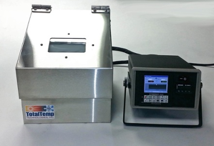 thermal conductivity measurement system